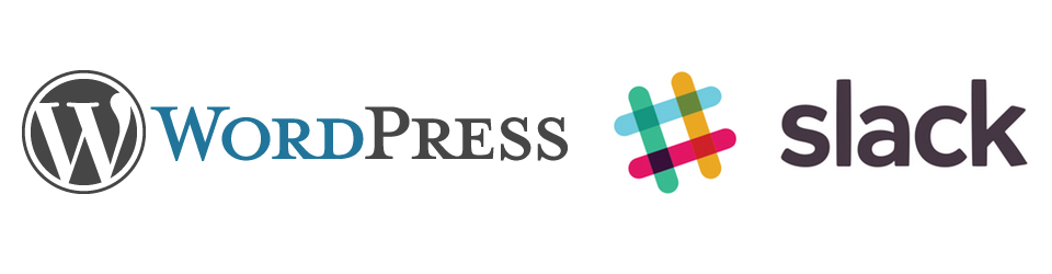 WordPress + Slack
