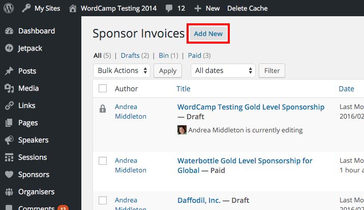 Bringjacobolivierhomeus  Terrific Make Wordpress Community With Interesting Sponsor Invoices  Wordcamp Testing   Wordpress With Attractive Hertz Invoice Also What Does Pro Forma Invoice Mean In Addition Ups Customs Invoice And Contractor Invoice Template Excel As Well As Sponsorship Invoice Additionally Pay By Invoice From Makewordpressorg With Bringjacobolivierhomeus  Interesting Make Wordpress Community With Attractive Sponsor Invoices  Wordcamp Testing   Wordpress And Terrific Hertz Invoice Also What Does Pro Forma Invoice Mean In Addition Ups Customs Invoice From Makewordpressorg
