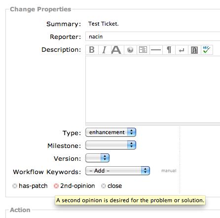 Keyword workflow improvements
