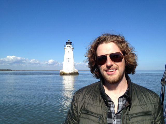 Matt and Cockspur Lighthouse, Tybee Island