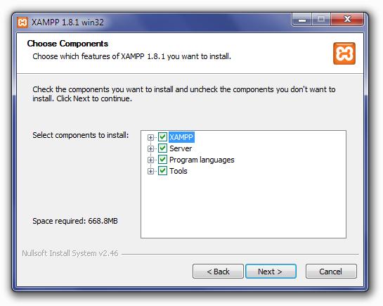 Coding xampp free