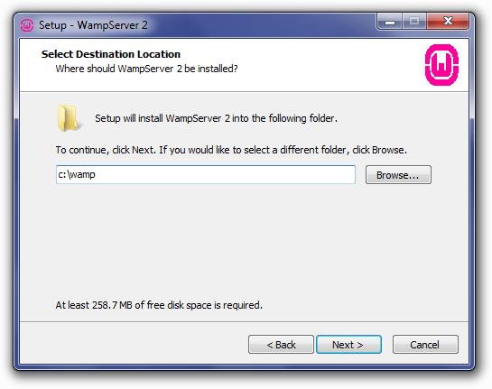 Installing WampServer – Make WordPress Core