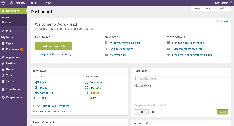 MP6 - 3.8 Proposal - Make WordPress Core