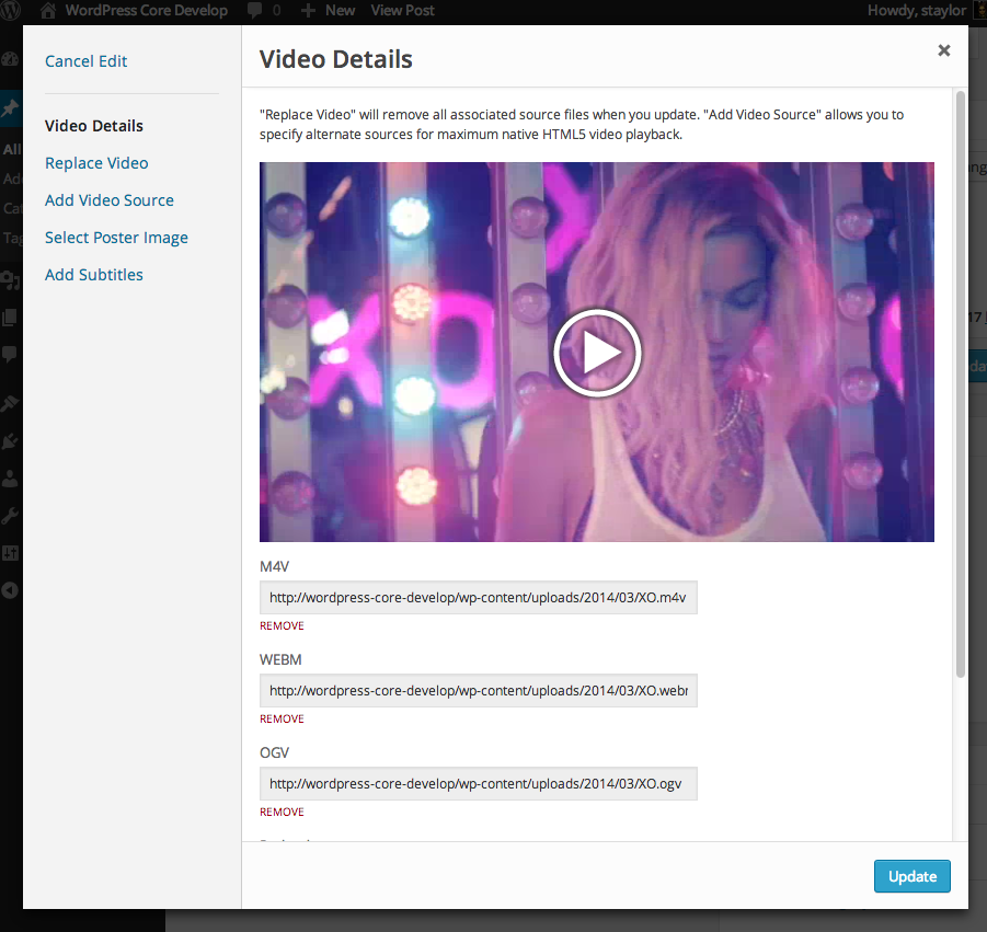 Mediaelement make wordpress core 06 video sources ccuart Choice Image
