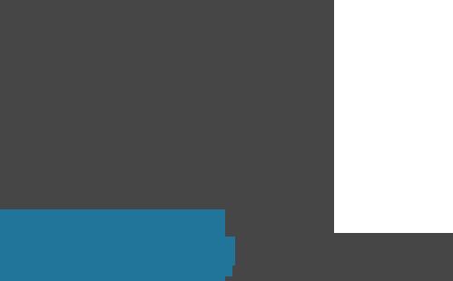 WordPress logo with wordmark below