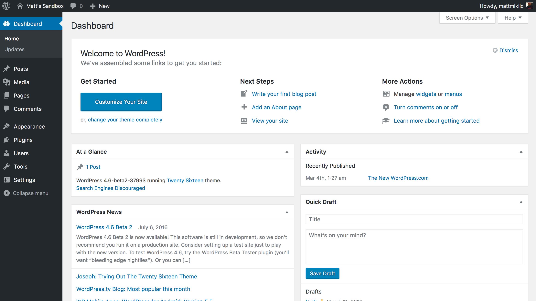 Native Fonts in 4 6 – Make WordPress Core