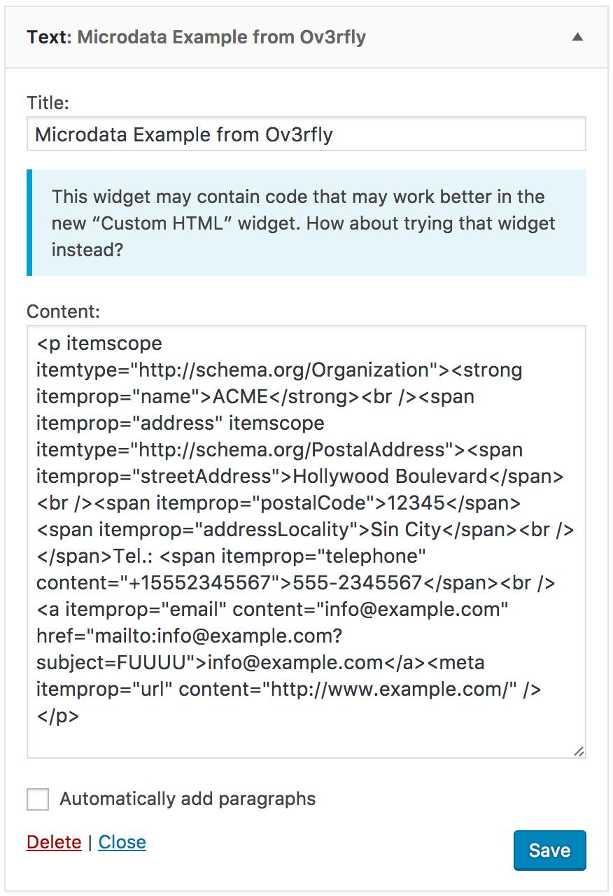 TinyMCE – Make WordPress Core