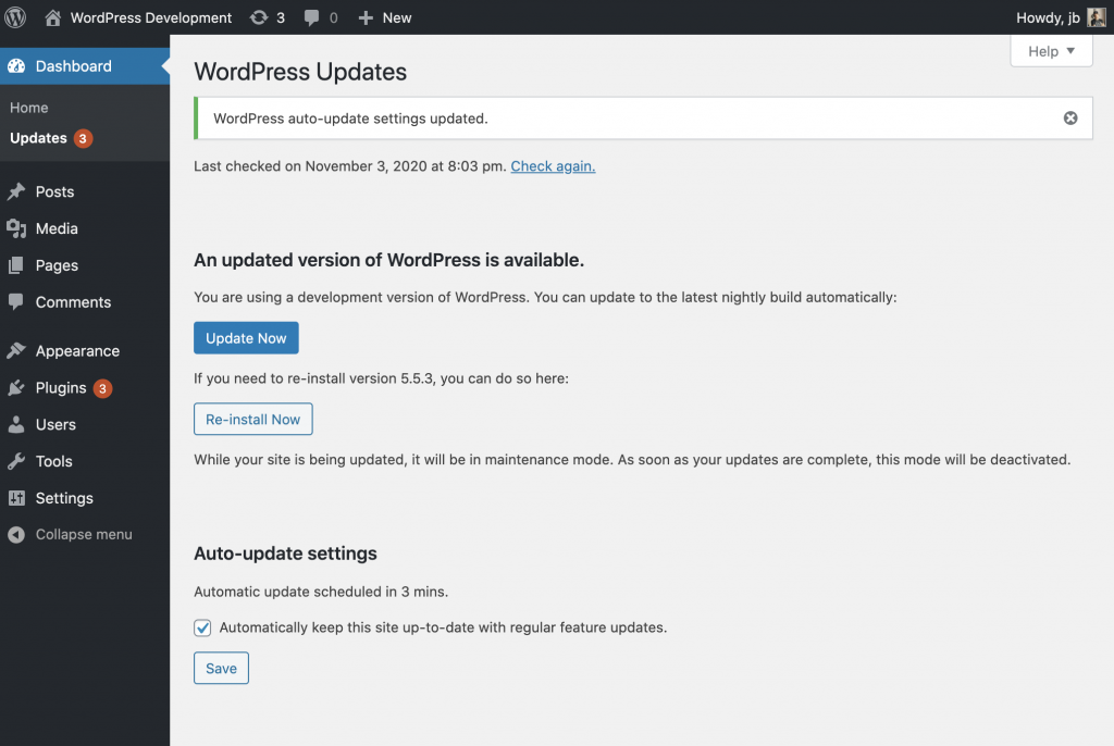 WordPress 5.6 - welcome guide