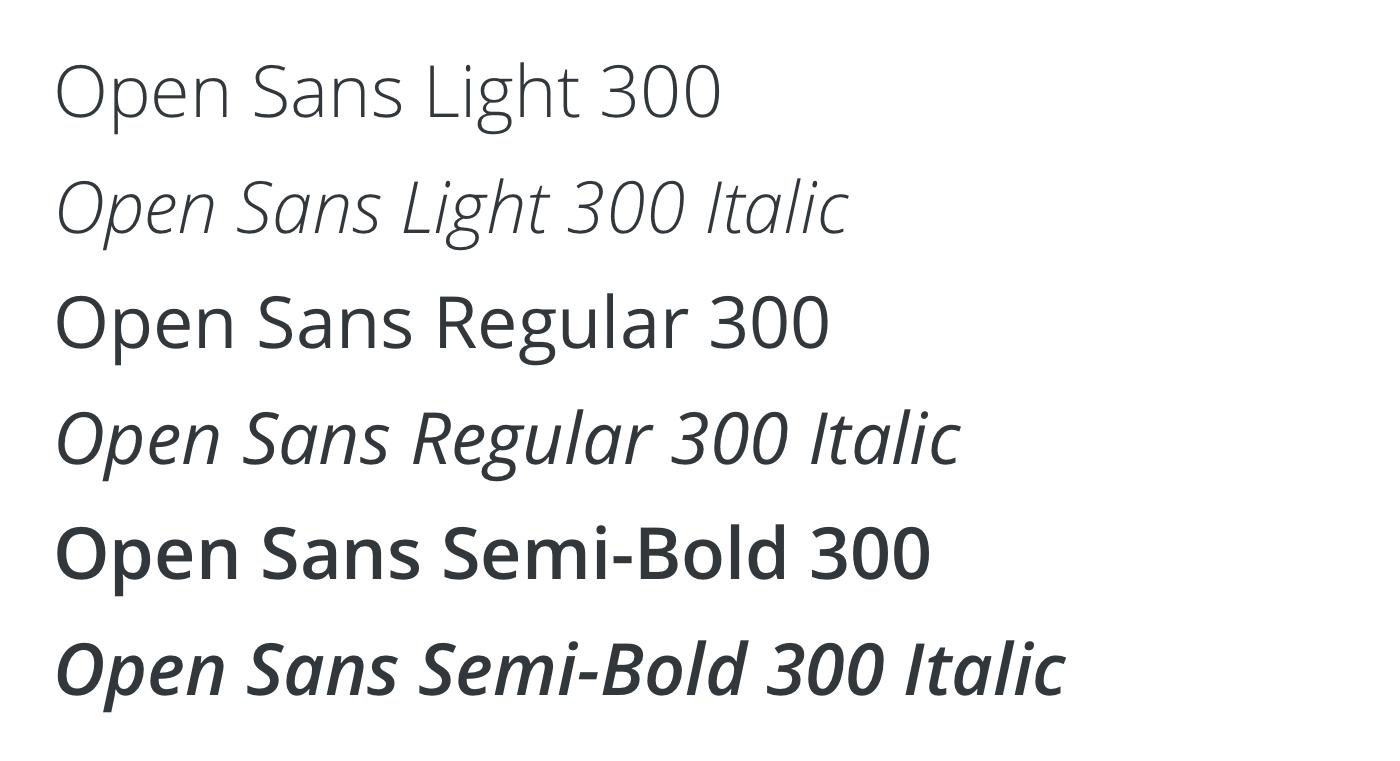 Free Liberator Fonts