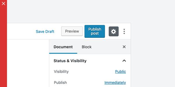 Button | Block Editor Handbook | WordPress Developer Resources