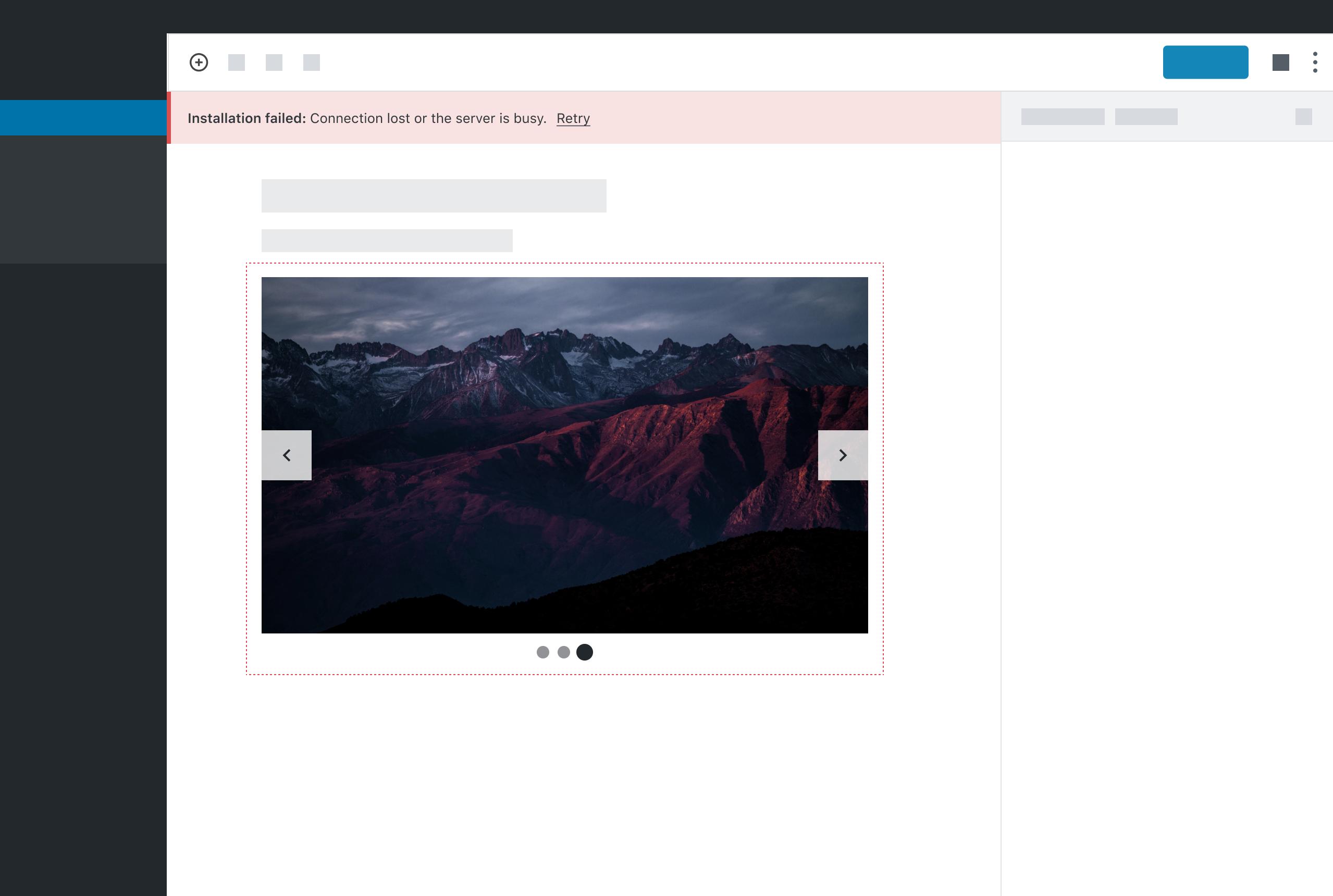 block library – Make WordPress Design