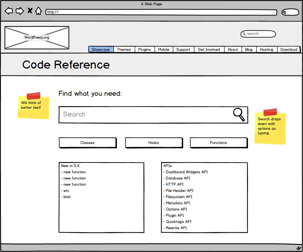 http://make.wordpress.org/docs/files/2013/02/Landing-Page.png
