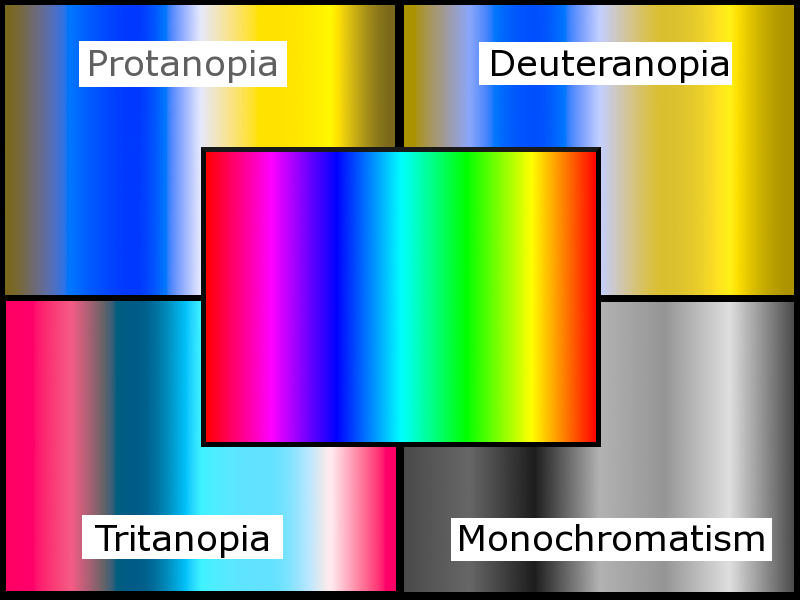 Color Blindness Thinglink