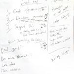 Docs roadmap and goals