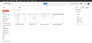 Google Apps Help Screen