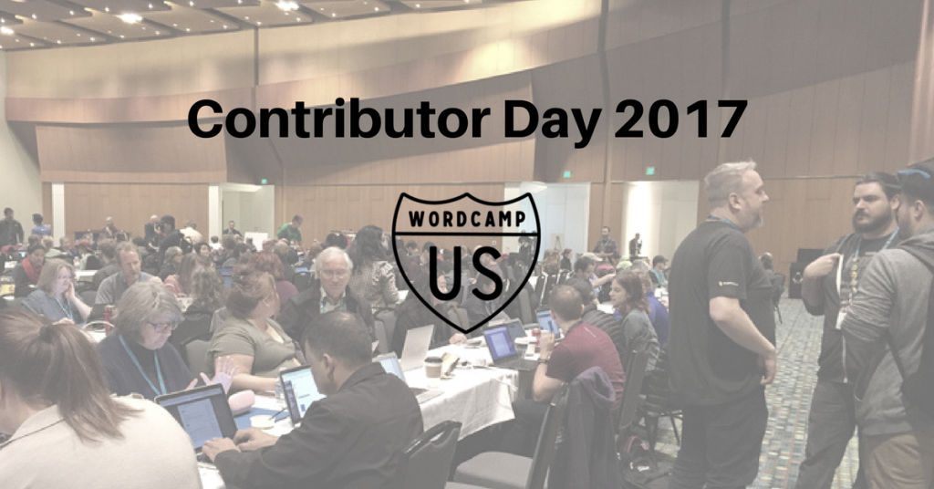 Contributor Day at WordPress US was a huge success. Contributor Days are a collaborative community outreach with amazing opportunities to get involved in Making WordPress.