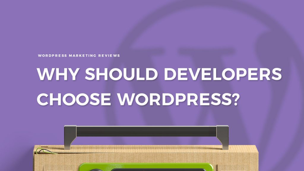 why to use wordpress
