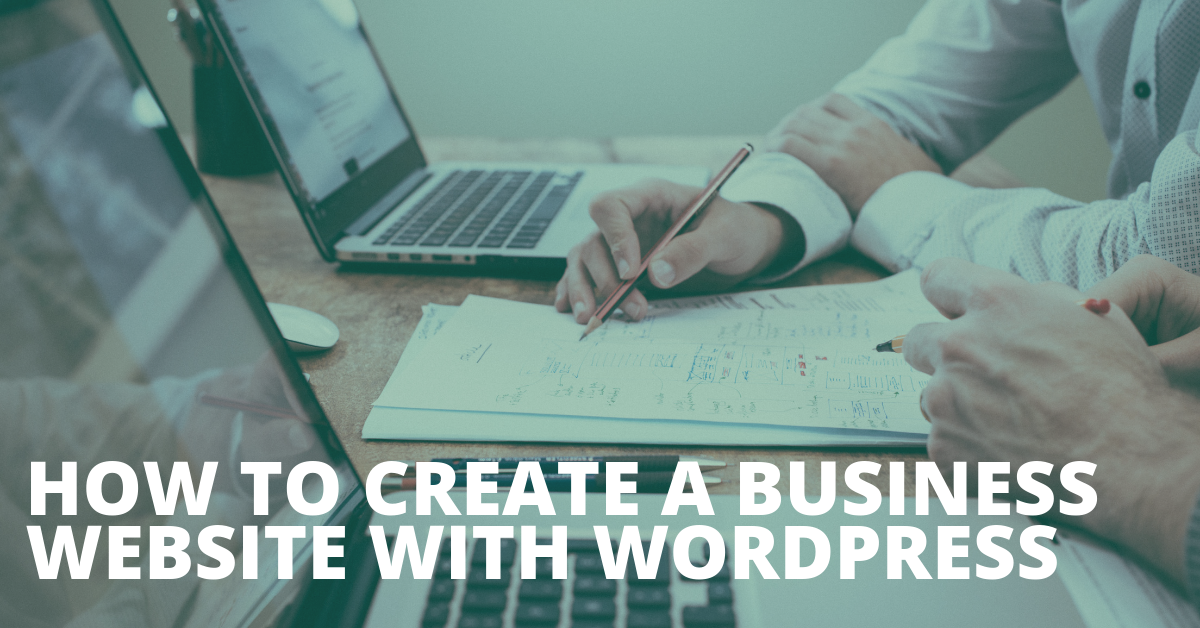 Is having an online presence important or useful for your organization? Let's talk about how to create a business website using WordPress.