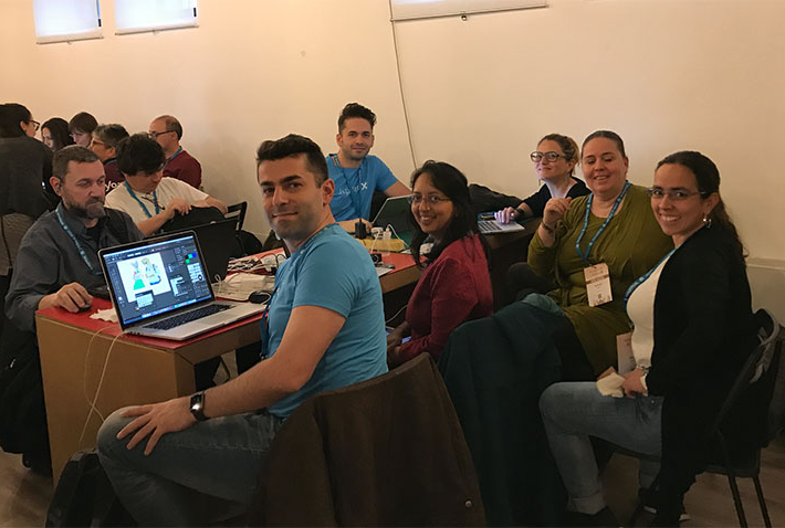 Contributor day at WordCamp Milano 2018
