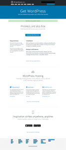 Get WordPress - Desktop