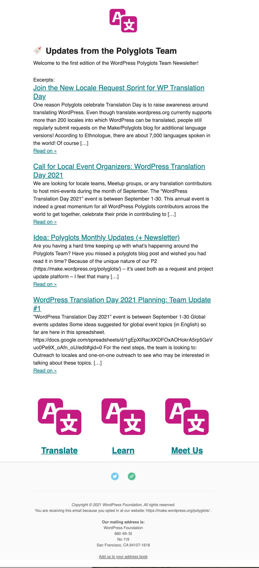 newsletter-template-sample