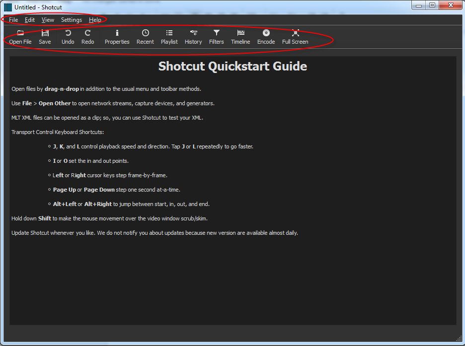 Editing Video with Shotcut (open source) – Make WordPress tv