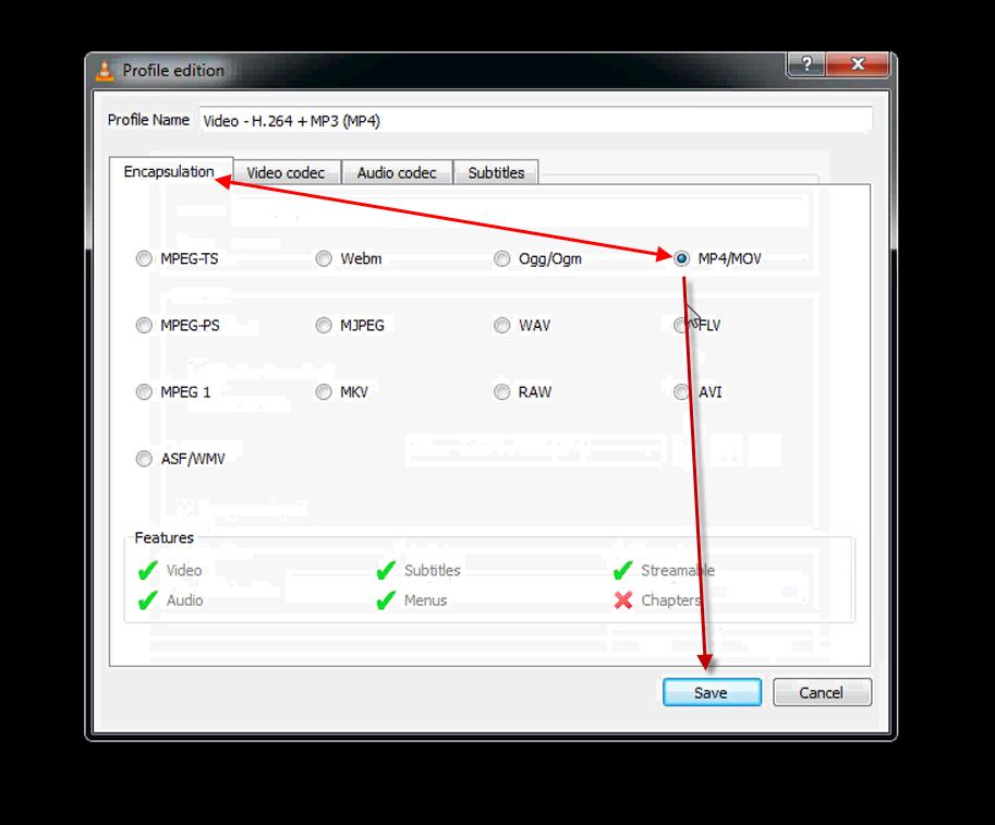 VLC Screen Capture – Make WordPress tv